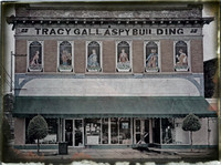 Tracy Gallaspy Building, Newton, MS